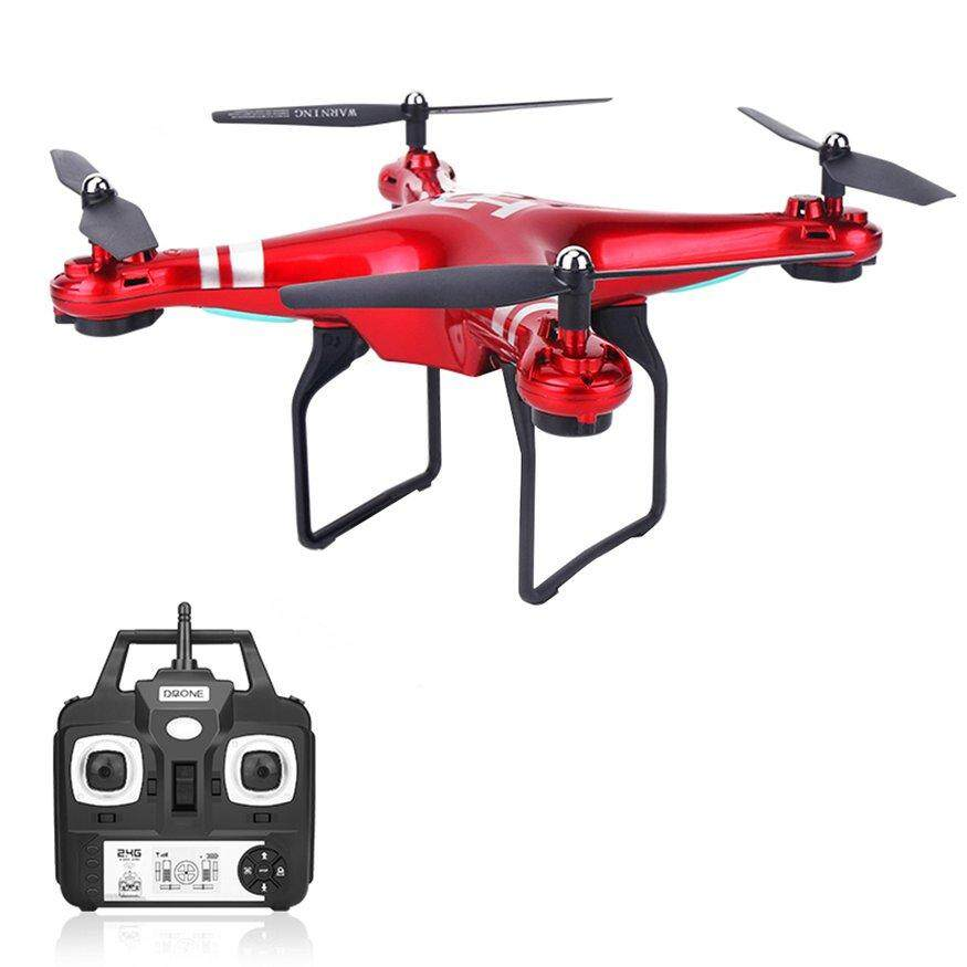 BELLE SH5HD FPV Drone RC Q*uadcopter Live Video Altitude with 1 B*attery 2.4GHz