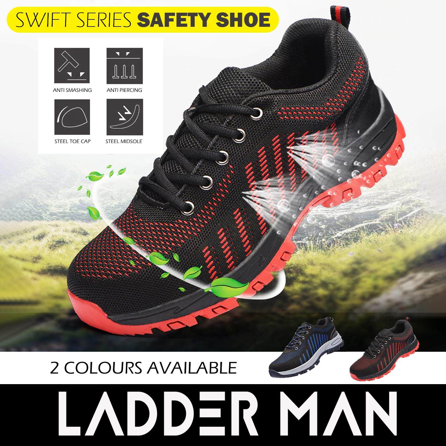 Swift Series Steel Toe Cap Midsole Low Cut Safety Boots Safety Shoe