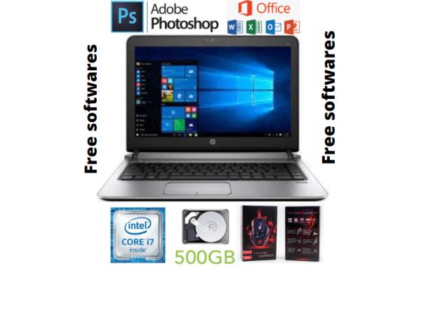 HP ProBook 430 G3 - 13.3 - Core i7 6500U - 8 GB RAM - 500 GB HDD Malaysia