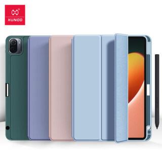Ốp Lưng Xiaomi Pad 5 Pro, Xundd Ốp Lưng Máy Tính Bảng Dạng Lật Bảo Vệ Giá Đỡ Da Ốp Thông Minh Dành Cho Xiaomi Mi Pad 5 Pro thumbnail