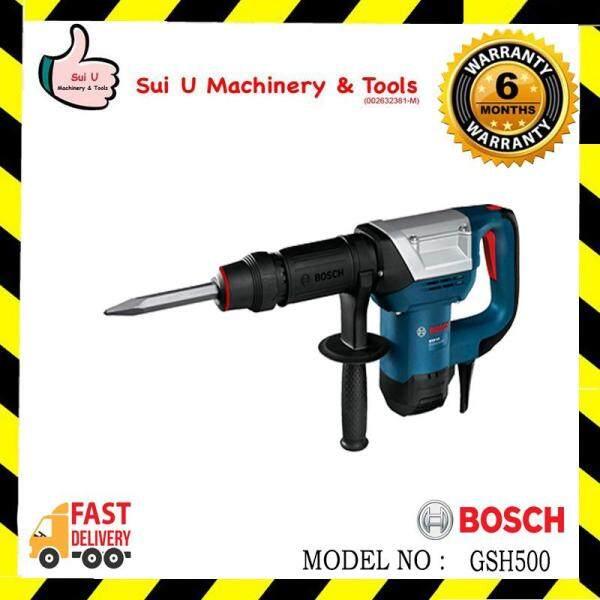 BOSCH GSH500 Demolition Hammer with SDS-Hex 1025W