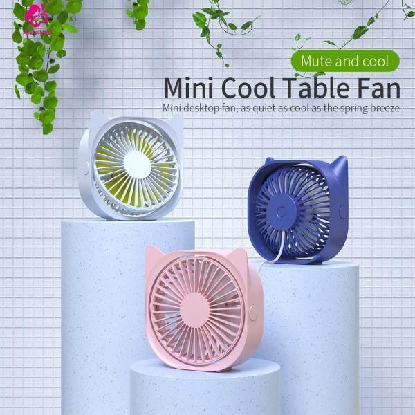 Baby-Bala Mall Mini Desk Fan Portable Cooling Fan with 3-Speed Mode Singapore