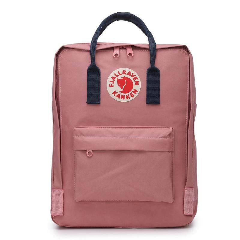 quality design 06b7d bc234 Fjallraven kanken Classic 16L Canvas School Bags Causal Classics Bag Unisex  Handbags School Backpack