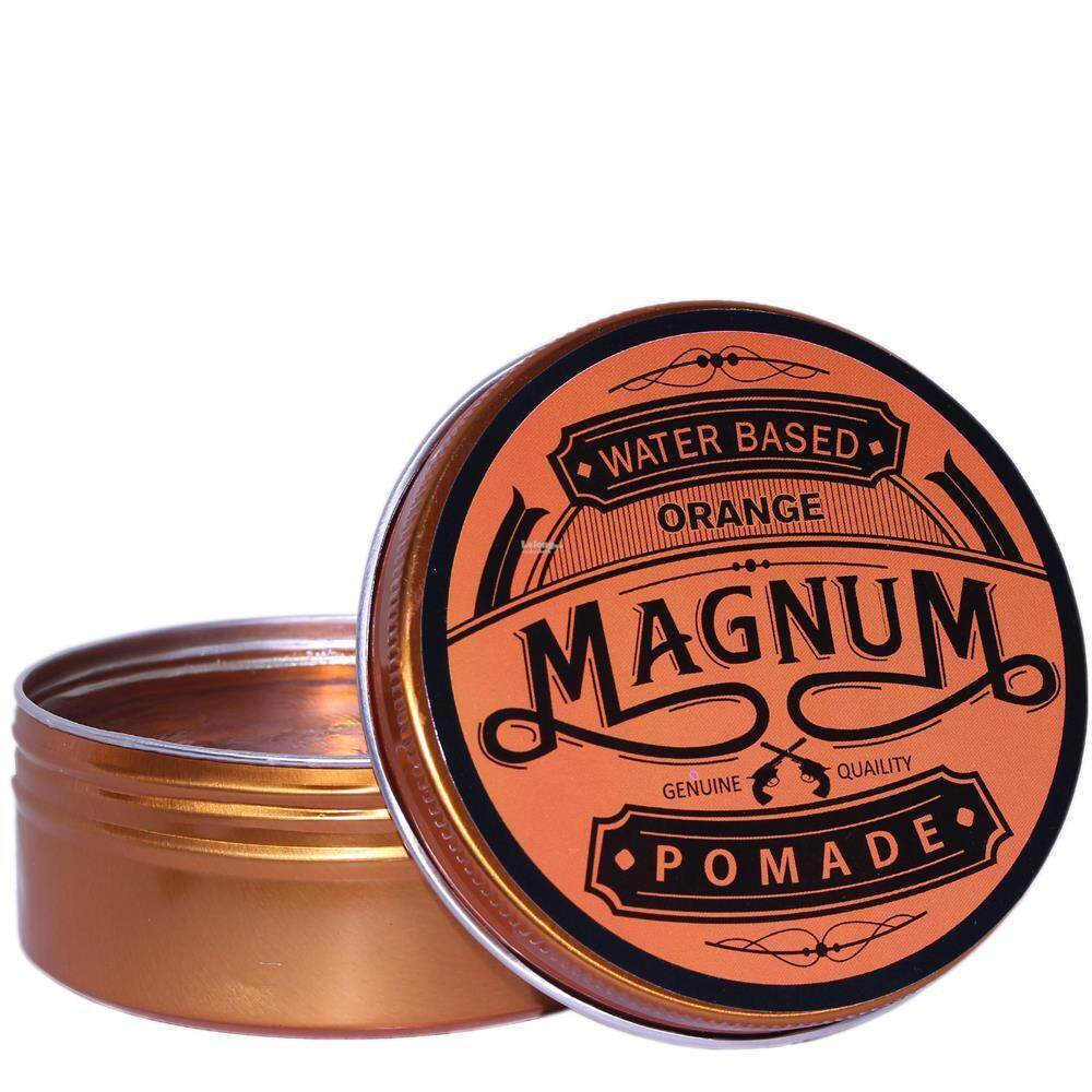 POMADE MAGNUM HOT HAIR WAX NEW STOCK AVAILABLE ORANGE Malaysia