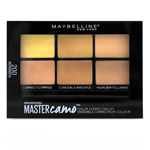 Buy MAYBELLINE - Master Camo Color Correcting Kit - # 200 Medium 6g/0.21oz Singapore