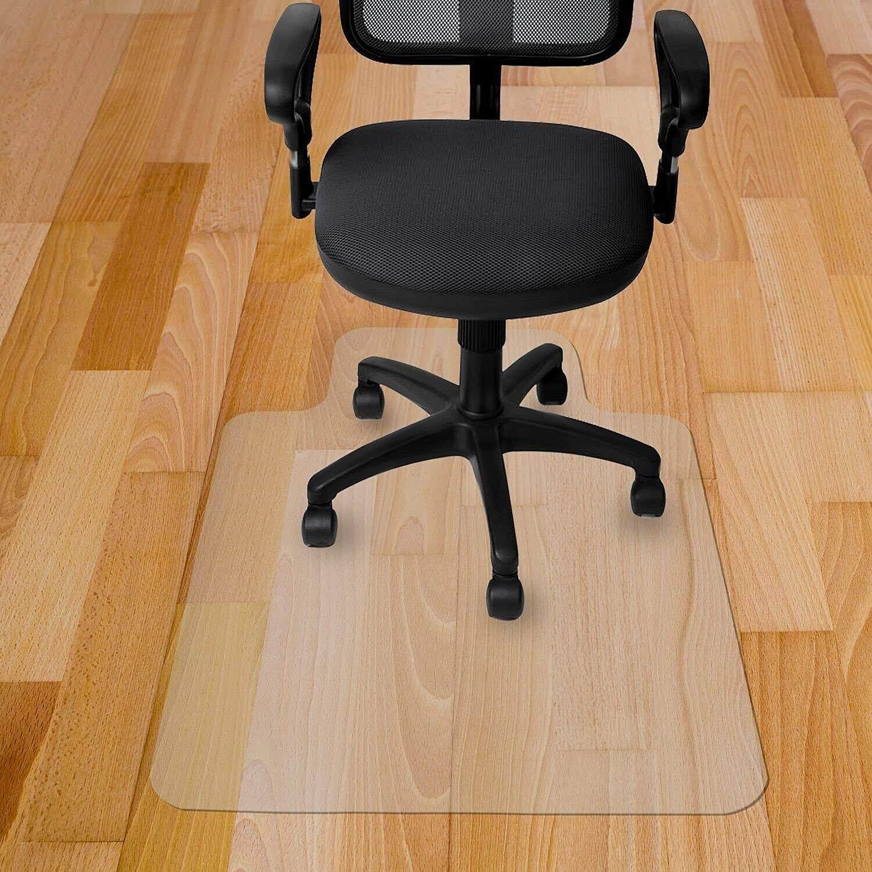 Clear Protector Office Chair Rug Floor