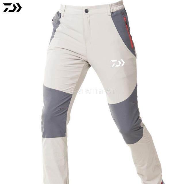 Daiwa Mens Fishing Pants Quick Dry Waterproof Fishing Outdoor Sports Trousers By Kagynap.