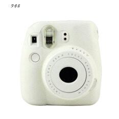Máy Ảnh Lấy Ngay FGS Bảo Vệ Vỏ Bọc Polaroid Silicone Cho Instax Mini 8 9