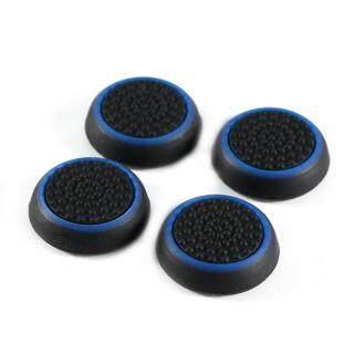 4 Cái Đầu Ngón Tay Cái Chơi Game Silicon Thay Thế Nắp Đậy Phụ Kiện Điều Khiển Cho PS3 PS4 XBOX Playstation Đỏ thumbnail