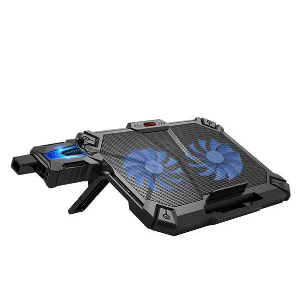 Coolcold Icing 4 Notebook Cooling Pad Laptop Cooler Stand Radiator