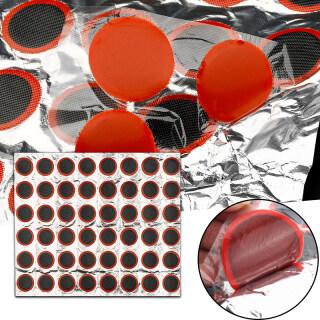 JoyWondermo- 5 48 Miếng Dán Lốp Xe Miếng Vá Cao Su Lốp Tròn Chất Lượng Cao, Dụng Cụ Thông Dụng Sửa Chữa Xe Máy Xe Đạp Đâm Thủng Xe Đạp thumbnail