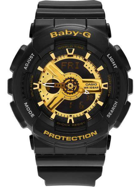 SPECIAL PROMO CASI0 BABY_G_DUAL TIME SILICON STRAP WATCH FOR WOMEN Malaysia