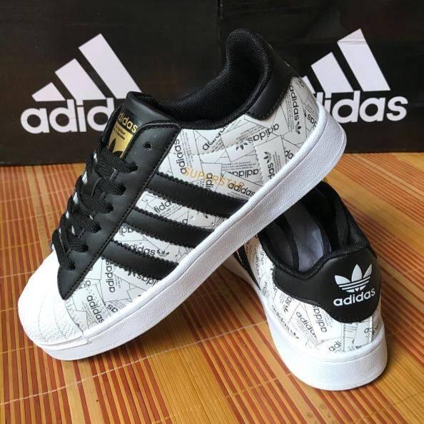 Adidas Giày Đầu Giường Cỡ 36-44 God Of War Shell Ba Thanh Tình Nhân Nam Và Nữ Giày Cỏ Ba Lá Nhỏ Màu Trắng Cho Học Sinh Tiêu Chuẩn Vàng 100 Giày Thể Thao Đi Chơi giá rẻ