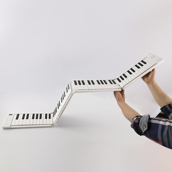【Premium Quality】88-key Foldable Piano Digital Piano Portable Electronic Keyboard Piano for Piano Student Musical Instrument Malaysia