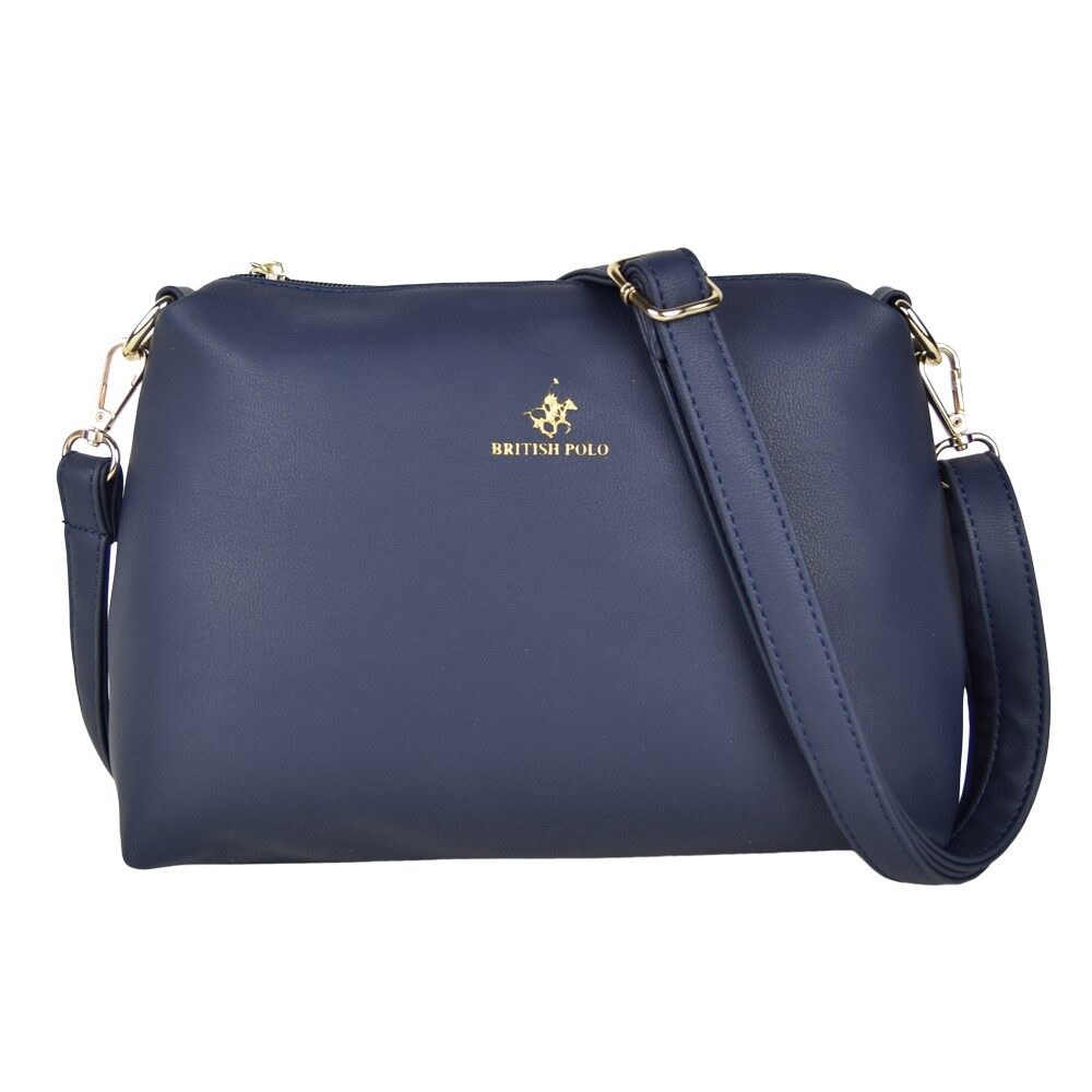 British Polo Womens PU Sling Bag