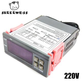 Bộ Điều Khiển Nhiệt Độ Không Đổi Kỹ Thuật Số Đa Chức Năng Shmerwdss, Thermoregulator Cho STC-1000, Với Cảm Biến thumbnail