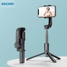Tay Cầm Chống Rung ESCAM W20, Gậy Tự Sướng Bluetooth 3 Trong 1 Có Chứng Nhận CE