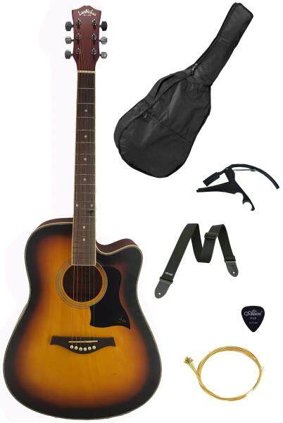 LanNikaa 41 Acoustic Guitar Malaysia