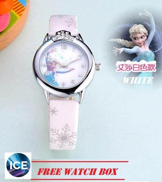 ICE Kids/Childrens Sport Casual Watches Cartoon Quartz Watches Kids Boys Girls + watch box Malaysia
