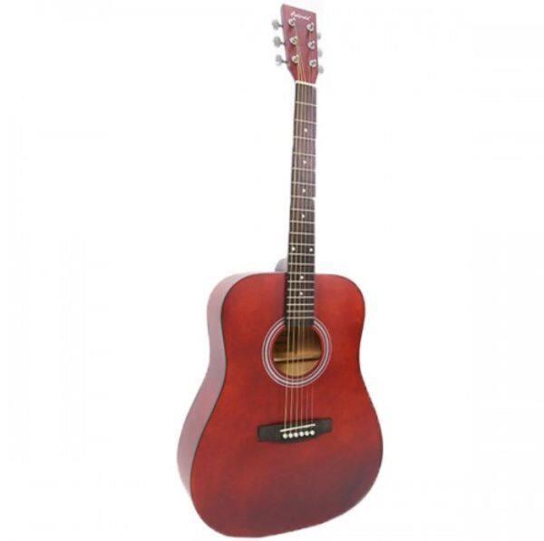 Acoustic Guitar Brown Gitar Akustik Malaysia