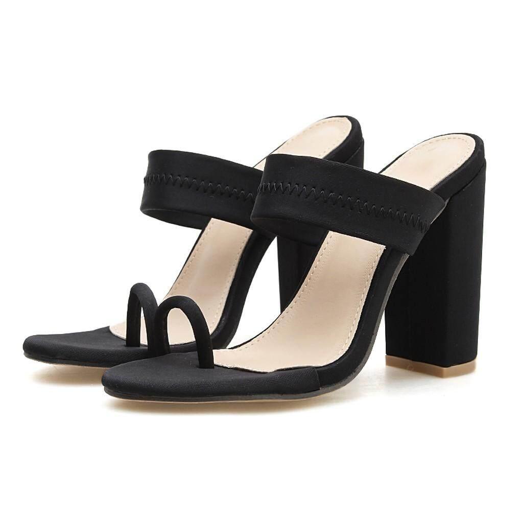 2939 Summer Sandals Slippers High Heels Sandals Hollow Women Shoes Sexy Slippers Pump By Finleyshop.