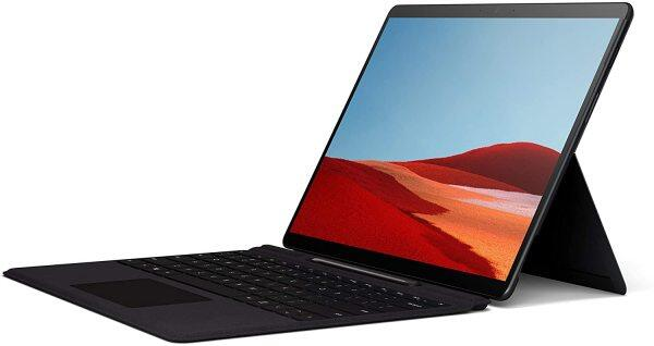 Microsoft Surface Pro X – 13 Touch-Screen – SQ1 - 16GB Memory - 256GB Solid State Drive – Wifi, 4G Lte Malaysia