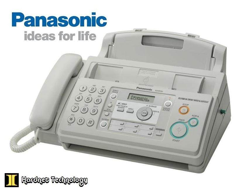 Panasonic Kx-Fp701ml Plain Paper Fax Machine By Hardnet Technology.