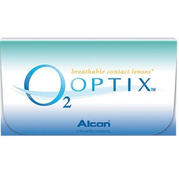 O2 OPTIX Monthly Contact Lenses (6pcs)