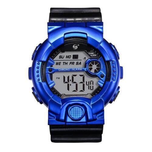 New men's women's fashion tide creative watch youth sports running diving multi-function electronic watch wholesale