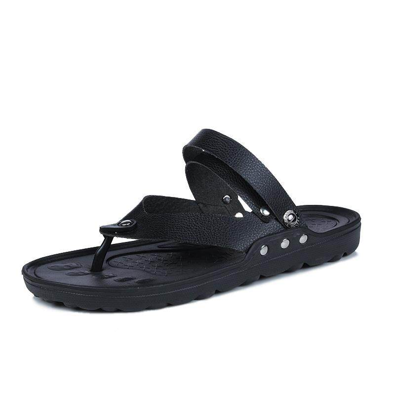b78987fbc7df7 Casual Slippers for Men for sale - Mens House Slippers online brands ...