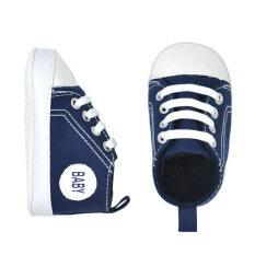 Giày Vải Bố I Love Daddy & Mummy Cho Bé Sơ Sinh, Giày Bé Trai Bé Gái, Giày Đế Mềm Cho Trẻ Sơ Sinh, Giày Đế Mềm Cho Trẻ Mới Biết Đi, Schoenen Meisje Schuhe