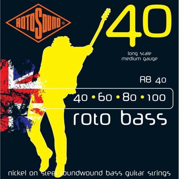 RotoSound RB40 4-Str Bass 40-100 Malaysia