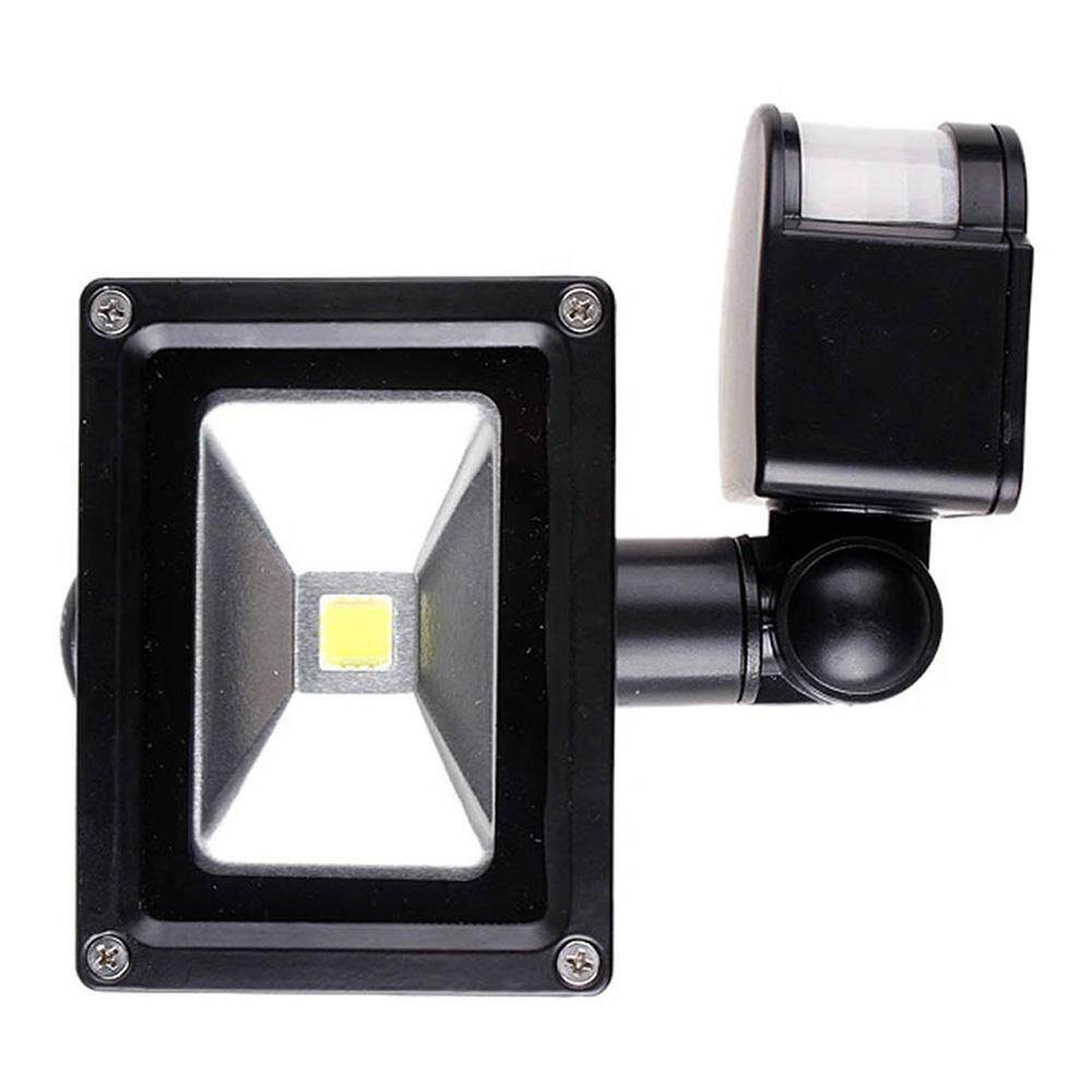 Qearl Shop Practical Hot Sale!!!Garden Lamp LED Flood Lamp Eco-Friendly Motion Sensor 10W Security Lamp Infrared