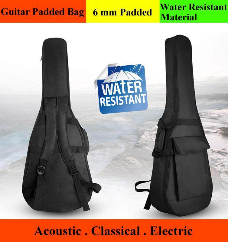 Water Resistance Padded Guitar Gig Bag Malaysia