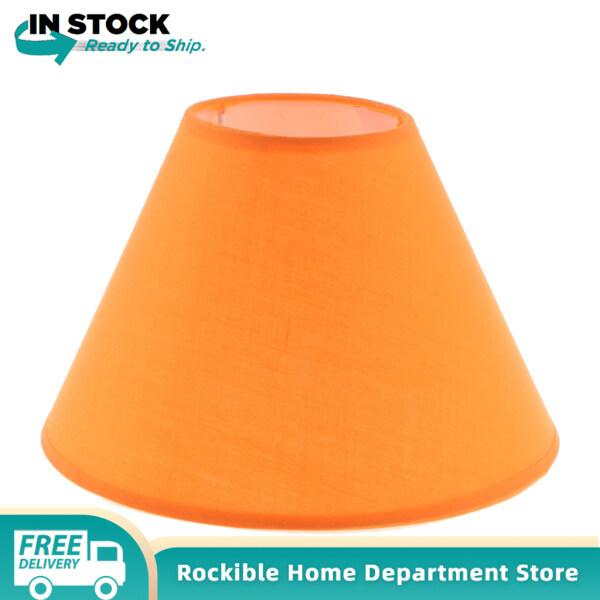 Bảng giá Rockible Đèn Cạnh Giường Ánh Sáng Shade Bìa Vải Chụp Đèn Cho Cafe Phòng Ngủ Văn Phòng Nghiên Cứu