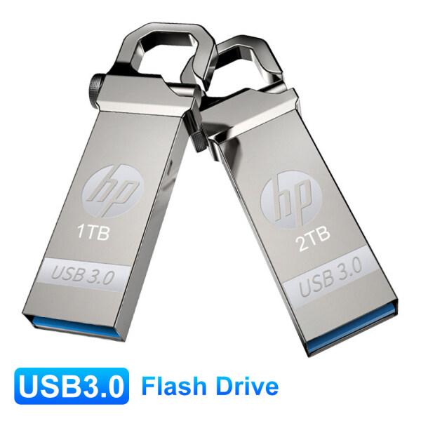 Bảng giá Bộ Nhớ Lớn Mini USB 3.0 1/2TB Di Động Lưu Trữ Dữ Liệu Truyền Nhanh U Đĩa, HP HP USB3.0 Tốc Độ Cao Transmission Ổ USB Flash Dài Xe Mini Chống Nước Bằng Kim Loại 1TB/2TB Đĩa U Với Bộ Chuyển Đổi OTG Phong Vũ