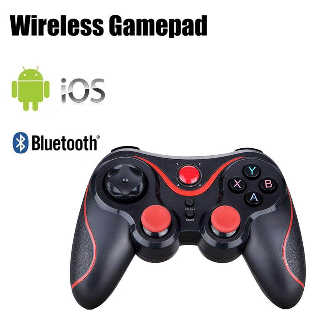 Gogostore Game Controller Usb Wireless Bluetooth Pc Tablet Joystick Phone Tablet Gamepad Hand Travel Artifact Video Games Gamepad Joypad Console Premium Ergonomic For Ios Android By Gogostore.