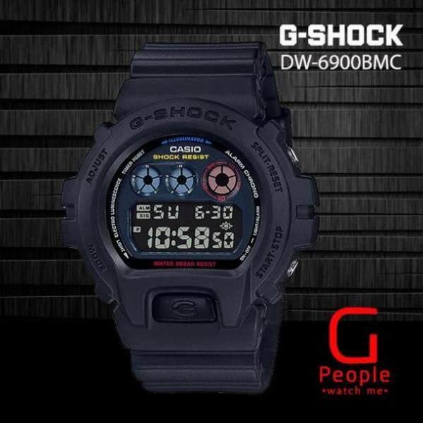 CASIO G-SHOCK  DW-6900BMC-1DR /  DW-6900BMC-1D / DW-6900BMC-1 /  DW-6900BMC WATCH 100% ORIGINAL Malaysia