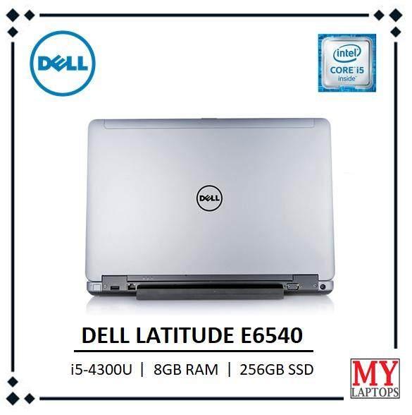 Dell Latitude E6450 SECURE BUSINESS LAPTOP / i5-4300U / 8GB RAM DDR3  / 240GB SSD -ULTRABOOK Malaysia