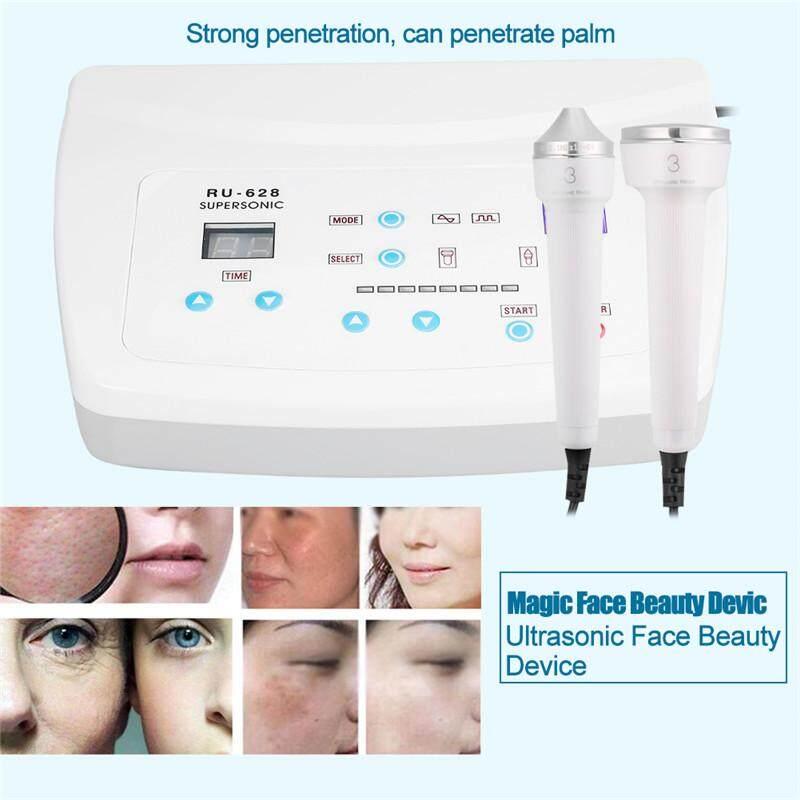 (Produk Baru) (Hadiah Gratis) Beautytop Ultrasound Peremajaan Kulit Ultrasonic Anti Aging Kerutan Wajah Penghapusan SPA Home | Lazada Indonesia