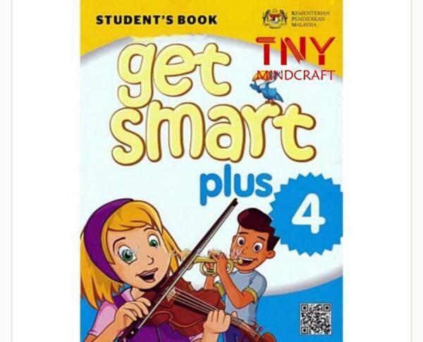 [TNY] BUKU TEKS GET SMART PLUS 4 Students Book (YEAR 4) Malaysia