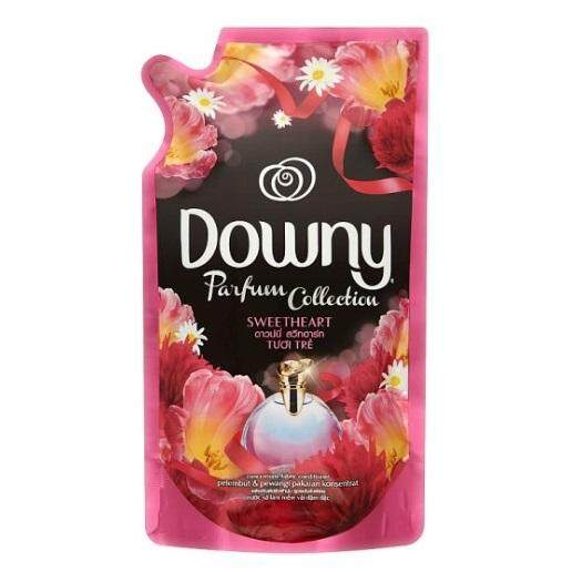 Downy Parfum Collection Sweetheart Concentrate Fabric Conditioner Refill 580ml