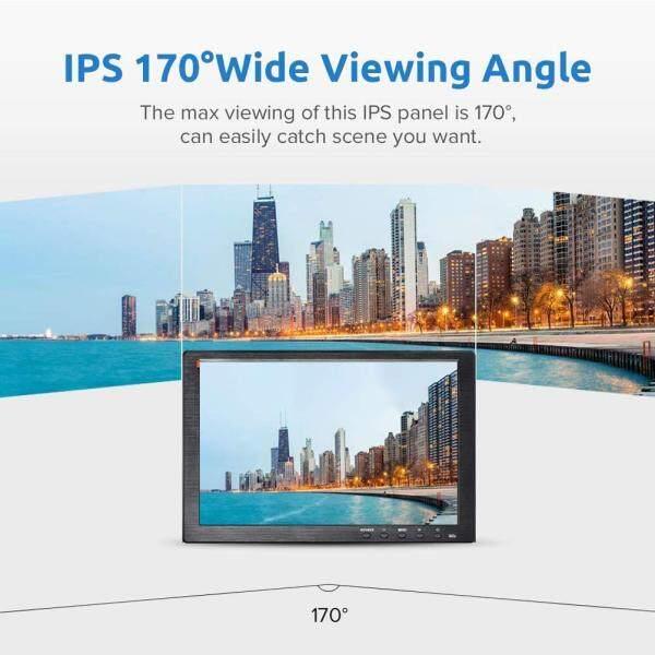 Bảng giá 10.1Inch Di Động An Ninh Màn Hình HDMI Hiển Thị TFT Video LCD Màn Hình Với VAG Điều Khiển Cho Máy Tính Mini TV Nhỏ Máy Ảnh Phong Vũ
