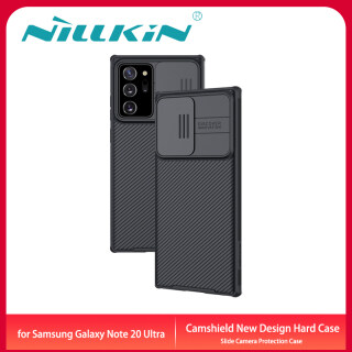 Nillkin, Ốp Lưng Cho Samsung Galaxy Note 20 Ultra Nắp Trượt Camshield Pro Vỏ Bảo Vệ Chống Trầy Xước Cho Máy Ảnh Vỏ Bảo Vệ Xung Quanh thumbnail