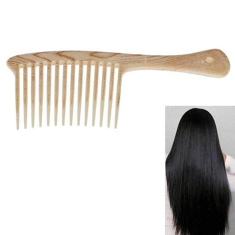 Ministar Large Wide Tooth Comb Hair Detangling Hairdressing Rake Comb Suitable Salon