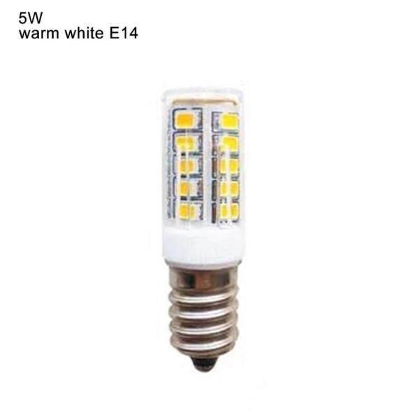 Bóng Đèn LED Tủ Lạnh Viugreum E14 5W, Bóng Đèn Tủ Mui Xe Tầm Xa Bóng Đèn Chùm Pha Lê