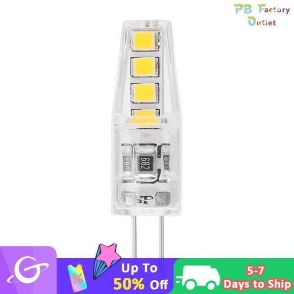 Đèn Ngô Thay Thế Bằng Silicon 220V 2W, Bóng Đèn Chùm LED G4 SMD2835 8