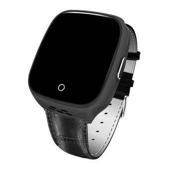 H06 Heart Rate ความดันโลหิต - ผู้สูงอายุนาฬิกาสุขภาพอัจฉริยะ 2 - Way การสื่อสารอัจฉริยะตำแหน่ง Micro - Chat-