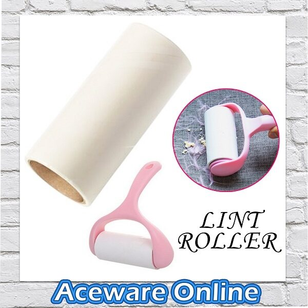Sticky Lint Roller Hair Remover Pet Hair Dust Remover Clothes Lint Rollers