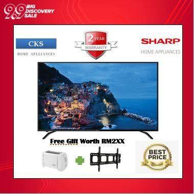 "Sharp 60"" Sharp 4K UHD TV 4TC60AH1X (2019 MODEL)"